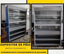 Expositor De Paes - Prateleira