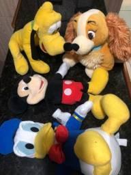 Mickey Donald Pluto e a Dama