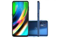 Samsung G9 na caixa