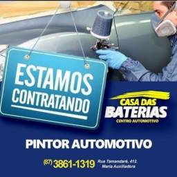 Título do anúncio: Estamos contratando Pintor Automotivo