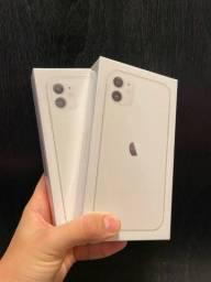 IPhone 11 128gb Novo branco