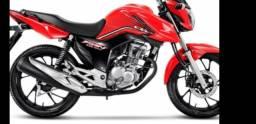 Título do anúncio: Moto fan 160 zero km a vista