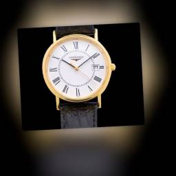 Longines La Grande Classique Quartz White Dial Men's Watch
