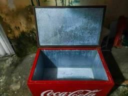 Caixa térmica aço galvanizado 200 litros