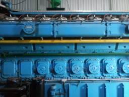 gerador a gás natural  de 300 Kva a 5000 Kva