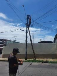 Título do anúncio: Eletricista na Região de Manaus 24hr
