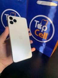 iPhone 11 Pro Max 256G SILVER - ÓTIMO ESTADO
