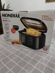 Título do anúncio: Fritadeira elétrica Big Fry Mondial