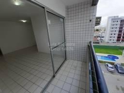 Apartamento para alugar próximo ao Brasão com 61m², 02 quartos sendo 1 suíte e 01 Vaga