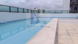 DM Aluga Flat Mobiliado com 28 m² em Boa Viagem
