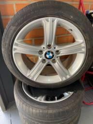 Título do anúncio: Rodas originais BMW 320i