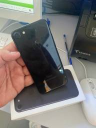 Título do anúncio: Iphone 7 Black de 128 gigas