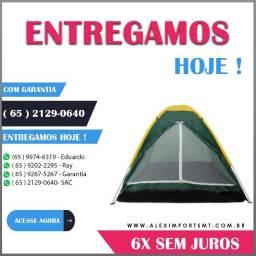 Barraca Iglu 2 Pessoas Verde Bel Camping barato