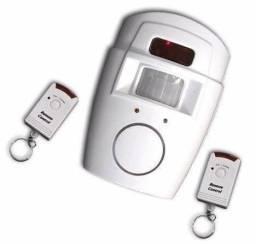 Alarme Residencial,Comercio, Sensor Sirene + 2 Controles