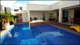 Casa 3 Quartos, 250 m² c/ armários e lazer em Paraíso do Tocantins