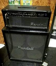 Cabeçote e Caixa Randall 4x12