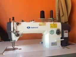Máquina de costura transporte duplo Sansei SA-MO303D