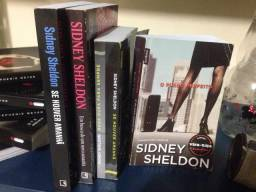 Livros de Sidny Sheldon