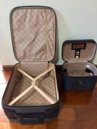 Conjunto mala e frasqueira Lansay