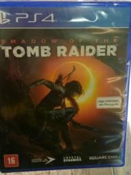 Tomb Raider Lançamento ps4