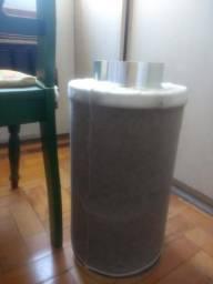 Filtro de ar com carvão ativado(recarregável)