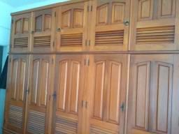 Armário duplex de 5 portas