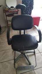 Cadeira de bardeiro FERRANTE promocao