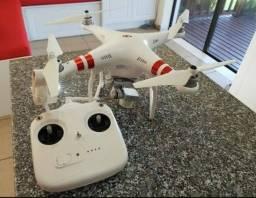 Vendo ou troco drone DJI phanton 3( livre para testes 100%)