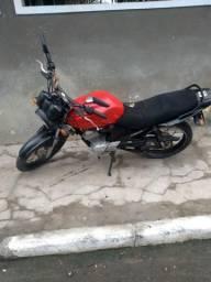 Moto yamaha factor 125 ,doc ok,ano 2014 - 2014