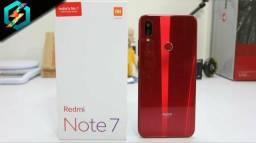Celular Xiaomi Redmi Note7 Red 64 GB versão global