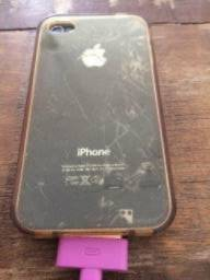 Iphone 4 quebrado