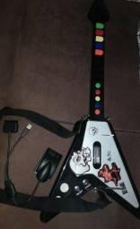 Vendo guitarra para play e para computador