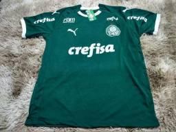 Camisas Do Flamengo E Palmeiras