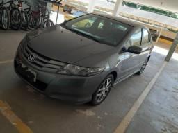 Honda City Ex 1.5 automático 12/12 - 27000 km cheirando a novo - 2012