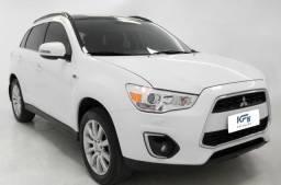 Mitsubishi ASX 2.0 4X4 AWD 2014 Branco Automático Completo - 2014