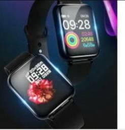 Smartwatch B57 (promacao do dia, somente preto)