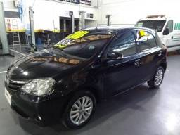 TOYOTA ETIOS 2016/2016 1.5 XLS 16V FLEX 4P MANUAL - 2016