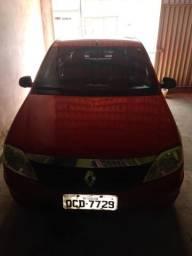 Renault logan 2012 motor 1.0 - 2012
