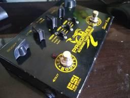 Pedal guitarra prodrive 2 (simulador de amplificador fender, mesa, Marshall,)