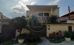 Casa de condomínio à venda com 4 dormitórios em Jardim carioca, Rio de janeiro cod:875844