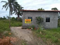 OPORTUNIDADE de ter sua casa de veraneio.Casa Ilha, semi acabada, loteamento fechado