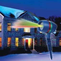 Projetor laser para casa e jardim