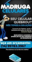 Conserto celulares tablet iPhone. Lençóis Paulista