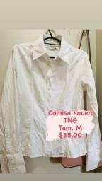 Camisas/ blusas branca