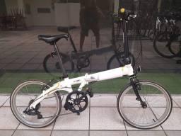 Bicicleta dobrável Dahon 07 marchas