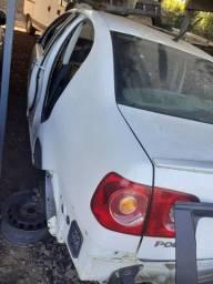 Sucata VW Polo 1.6 2012 Dualogic