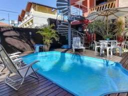 Pousada com 16 dormitórios à venda, 450 m² por R$ 2.900.000,00 - Ingleses Norte - Florianó