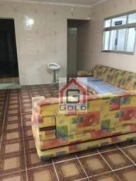 Casa com 6 dormitórios para alugar, 350 m² por R$ 8.500/mês - Jardim Ipanema - Santo André