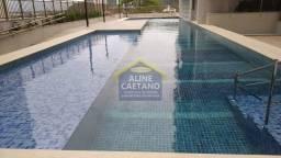 Apartamento à venda com 2 dormitórios em Canto do forte, Praia grande cod:AN4199