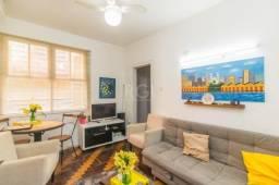 Apartamento à venda com 1 dormitórios em Floresta, Porto alegre cod:EL50865534